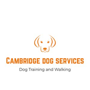 Cambridge dog services logo