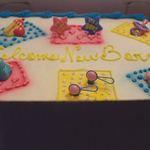 Family First Baby Shower