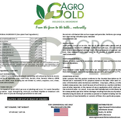 AgroGold WS