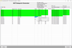 Datapoint generator