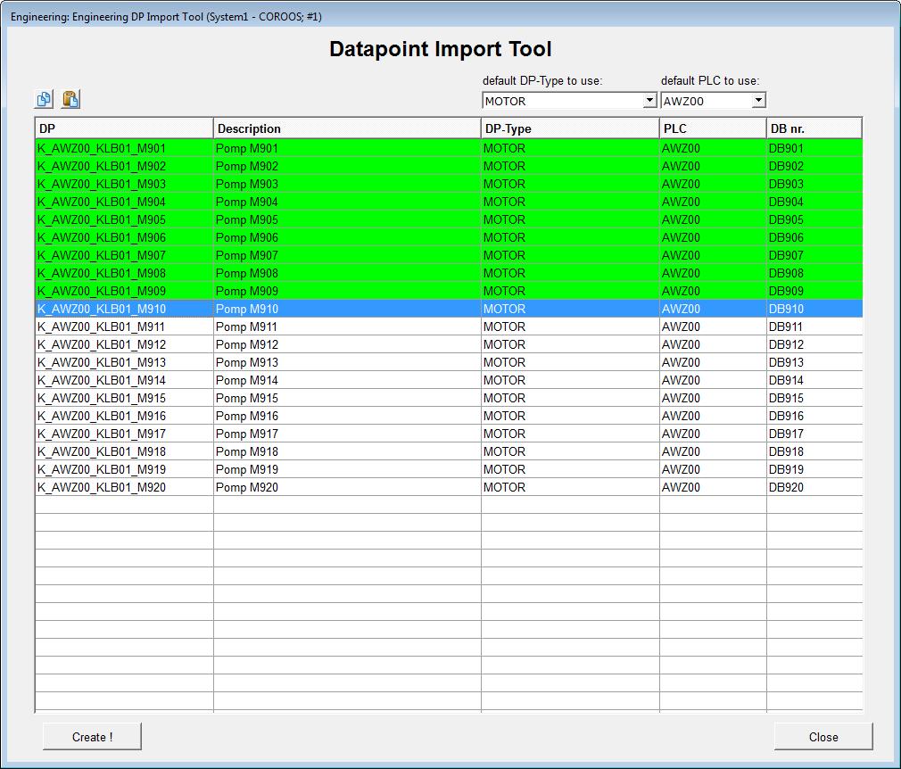 ImportTool