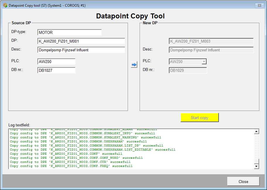 DP Copy Tool