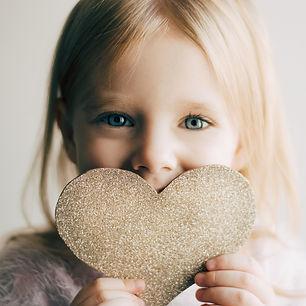 Natürliche Gesichtspflege für Babies und Kinder