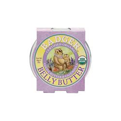 badgerbalm belly butter