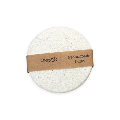 Peelingpads aus Luffa (5er Pack)