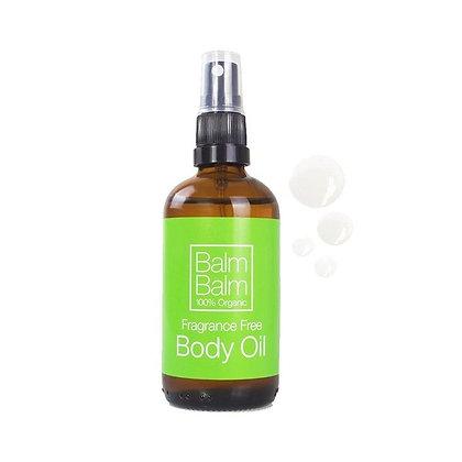 Balm Balm body oil