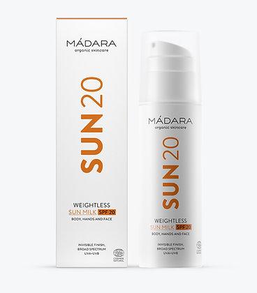 Madara Antioxidant Suncreen LSF 20