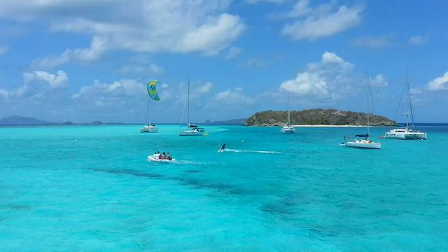 Karibik mitsegeln ab Martinique, segeln und Kiten
