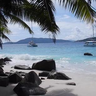 Seychellen Traumurlaub, segeln