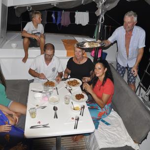 Seychellen Mitsegeltoern