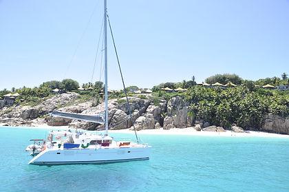 Seychellen Mitsegeltoern mit Skippytirol