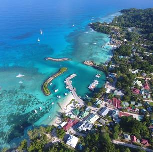 Seychellen, mitsegeln, la Digue