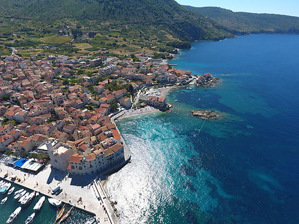mitsegeln mit Skippytirol in Dalmatien