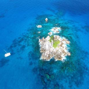 Inselwelt Seychellen, segeln und schnorcheln mit Skippytirol