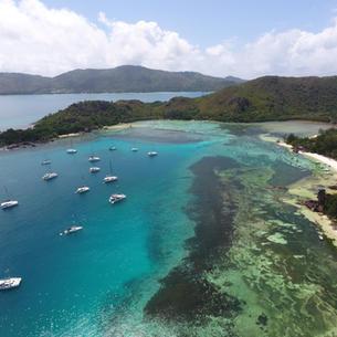 mitsegeln Seychellen, Curieuse