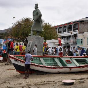 Mitsegeltoern Kapverden