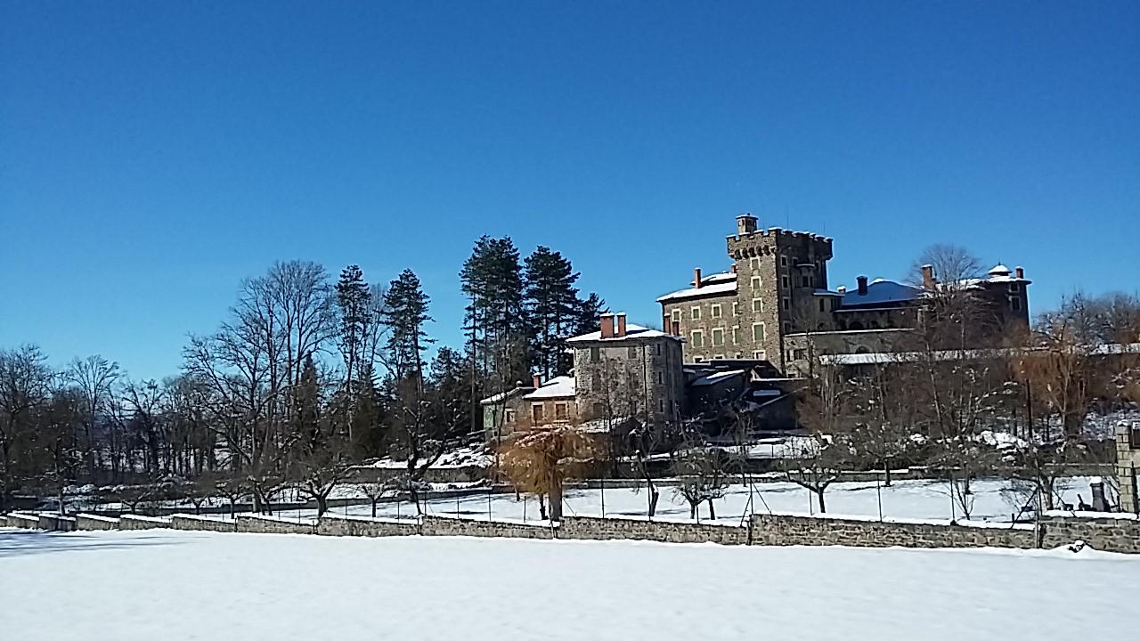 Chateau de Chavaniac