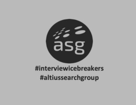 Interview Icebreakers