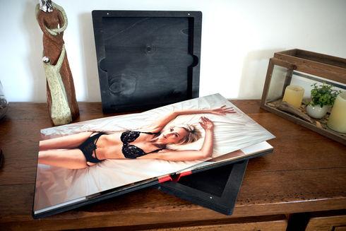 Album photo ma pause boudoir