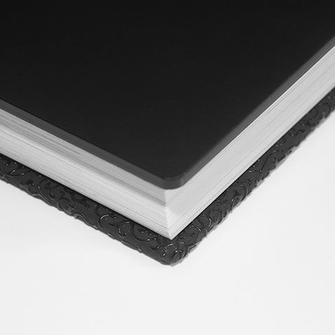 Album Photo black réalisé par ma pause boudoir