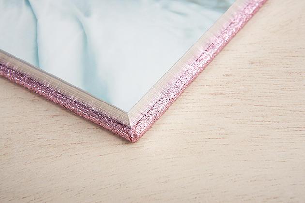 Album Photo rose réalisé par ma pause boudoir