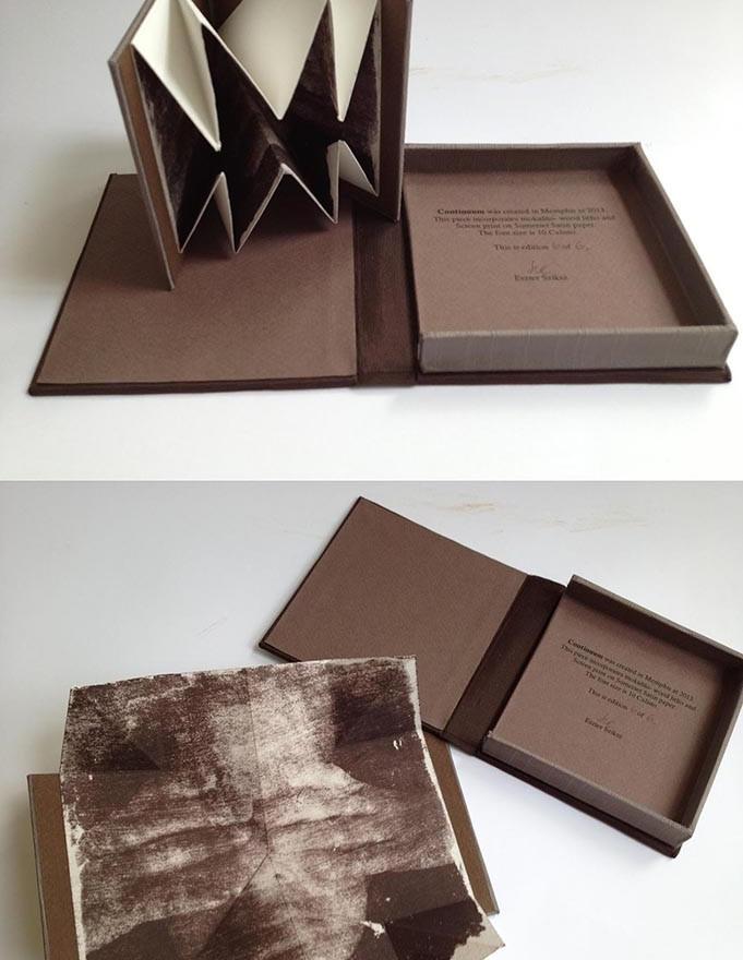 Turkish Fold Book