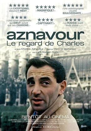 AZNAVOUR LE REGARD DE CHARLES