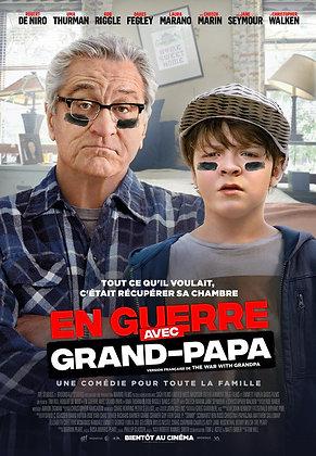 EN GUERRE AVEC GRAND-PAPA (The War With Grandpa)