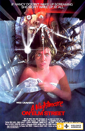 LES GRIFFES DE LA NUIT (A Nightmare on Elm Street)