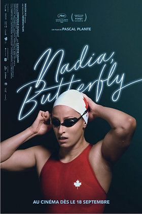 NADIA BUTTERFLY