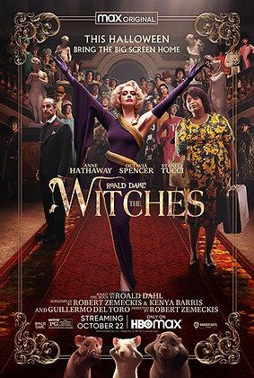 SACRÉES SORCIÈRES (The Witches)