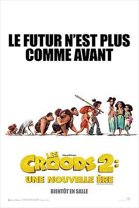 LES CROODS 2: UNE NOUVELLE ÈRE (The Croods: A New Age)