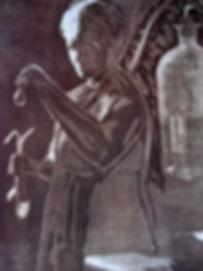 gravure Marie Curie