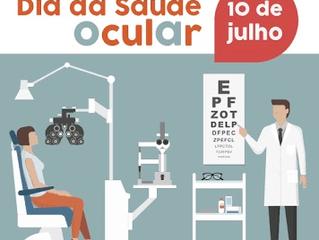 10 de julho , Dia Mundial da Saúde Ocular
