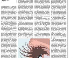 Artigo: Lei municipal transgride a saúde e a Constituição