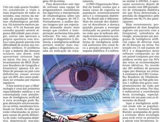 Inteligência Artificial pode barrar a perda da Visão