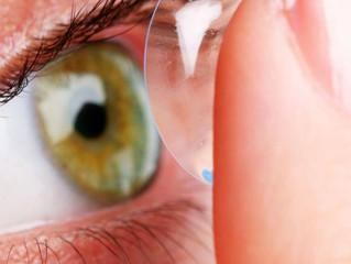 5 erros comuns dos usuários das lentes de contato