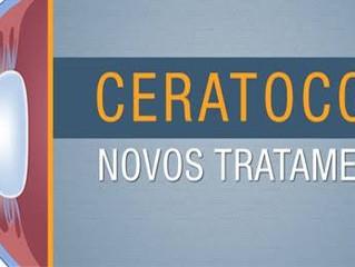 Quais as opções de tratamento no Ceratocone?