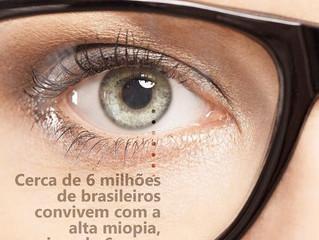 Alta miopia dispara no Brasil e pode atingir 6 milhões de pessoas