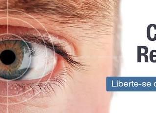 Cirurgia da miopia , astigmatismo e hipermetropia