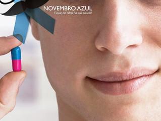 Hiperplasia Prostática! Novembro Azul