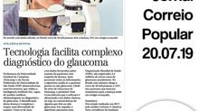 Glaucoma: tecnologia a nosso favor