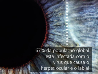 Novo medicamento para o Herpes Ocular