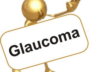 Convivendo com o Glaucoma
