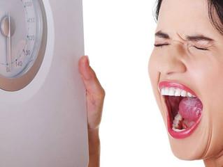 Mudança repentina de peso pode sinalizar perigo