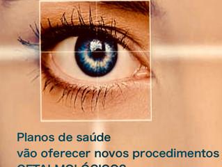 Novo rol ANS incluem novos procedimentos oftalmológicos