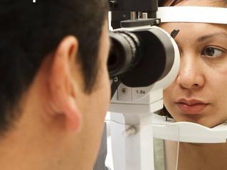Exames oftalmológicos,realize-os com frequência.