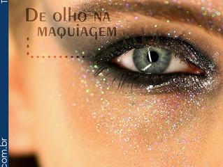 Carnaval,cuidado com a maquiagem!