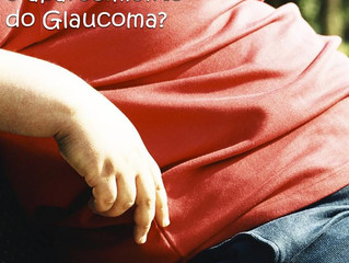 Sedentarismo e tabagismo podem favorecer o aparecimento do Glaucoma?