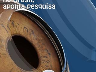 Transplante de córnea cresce 7,8% no Brasil